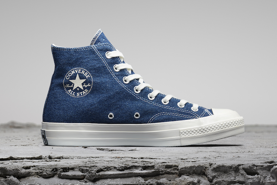 You can now cop this Converse Renew Denim Collection